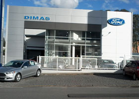 Ford Dimas Mafra