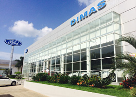 Ford Dimas Itajaí