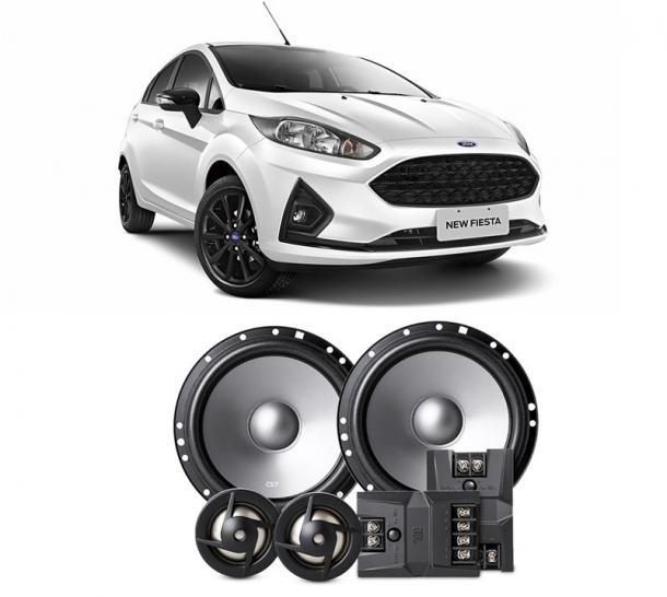 Premium Sound (Sync 2) - New Fiesta