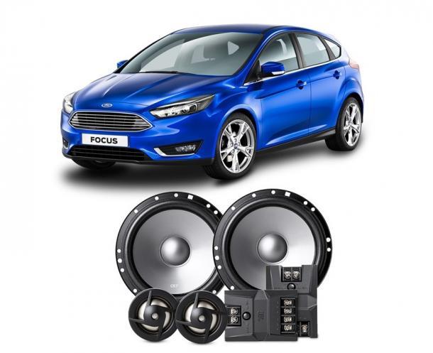 Premium Sound (Sync 3) - Focus