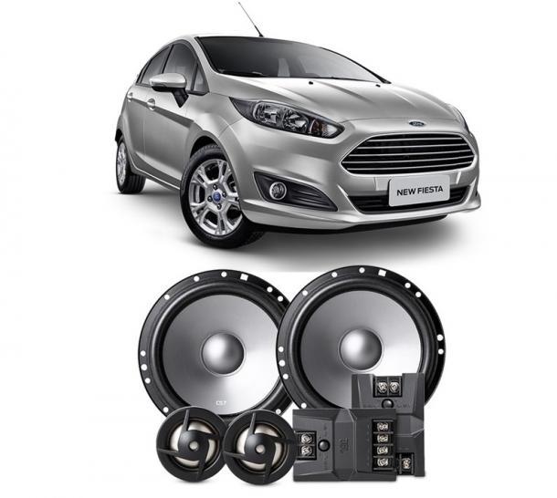 Premium Sound (Sync 3) - New Fiesta Hatch