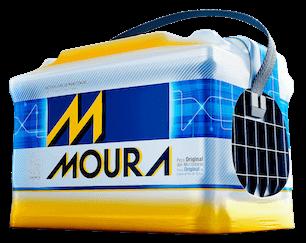 BATERIA MOURA 40H - 4S65/10655/AB
