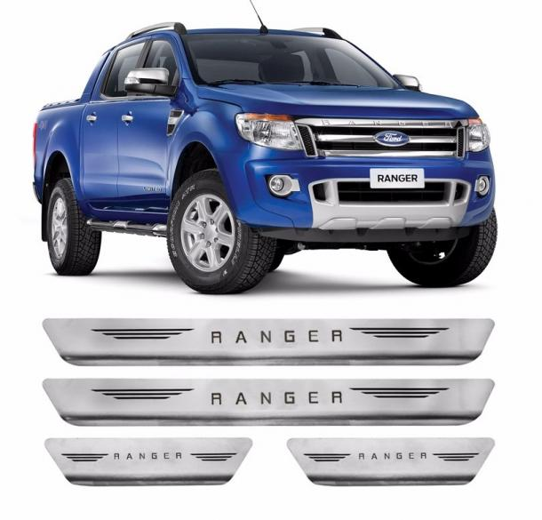 Jogo de soleiras personalizadas - Ranger