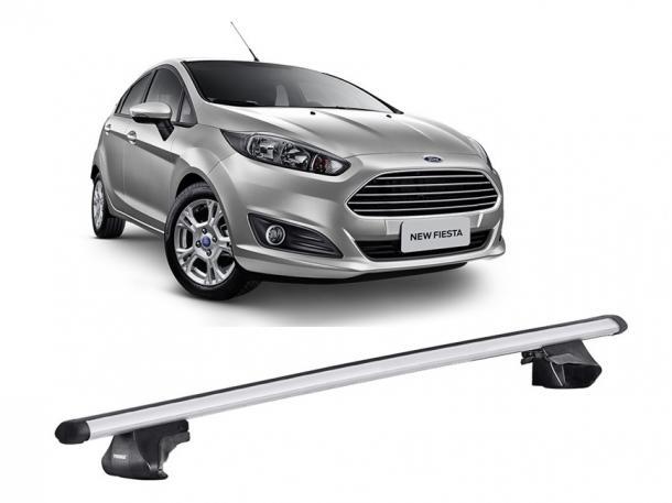 Jogo de travessas do teto - 1080mm (alumínio) - New Fiesta