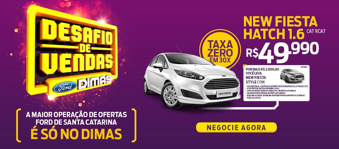 Ford Dimas | New Fiesta Hatch