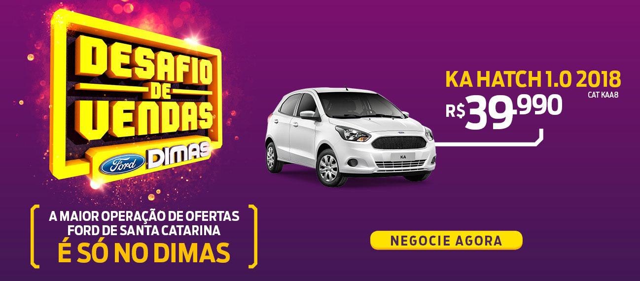 Ford Dimas | Ford Ka