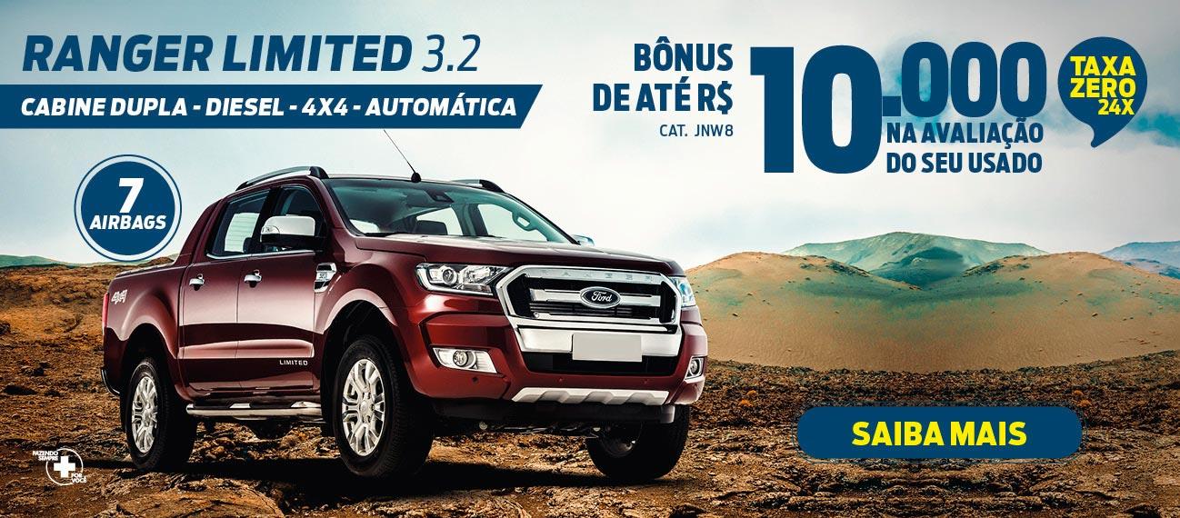 Ford Dimas | Nova Ranger
