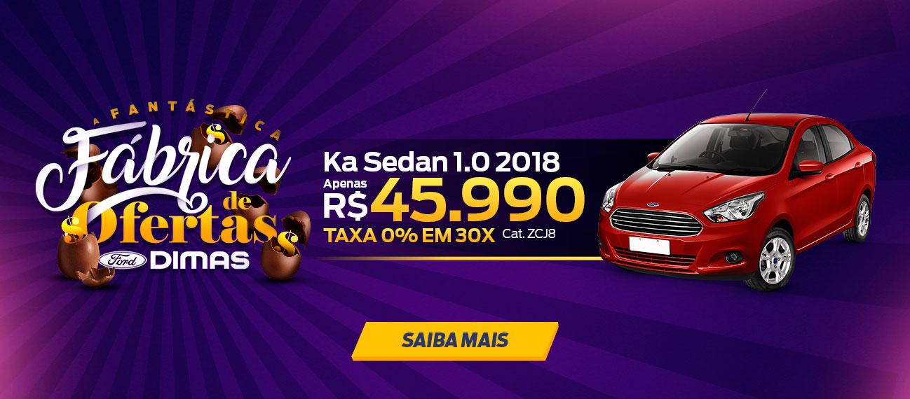 Ford Dimas | Ford Ka Sedan