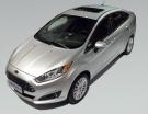 Ford lança New Fiesta Sedan Titanium Plus