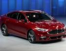 Ford Fusion 2017 recebe nova aparência