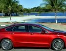 Os detalhes luxuosos do novo Fusion da Ford