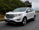 Ford Edge Conquista Nota Máxima De Segurança Em Novos Testes De Colisão Do Euro Ncap