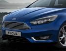 Nova geração do Ford Focus vai carregar na esportividade