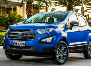 Ford EcoSport muda e ganha motorização inédita