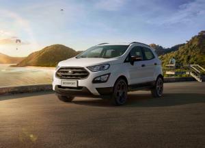 Novo Ford EcoSport chega para ser referência no segmento de utilitários esportivos