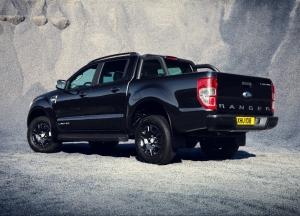 Ford Ranger ganha versão limitada Black Edition para Europa