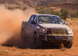 Ford confirma: Ranger Raptor será lançada em 2018