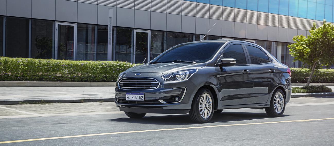 Ford Dimas | Ka Sedan