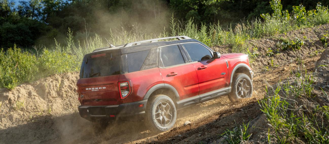 Ford Dimas | Bronco Sport