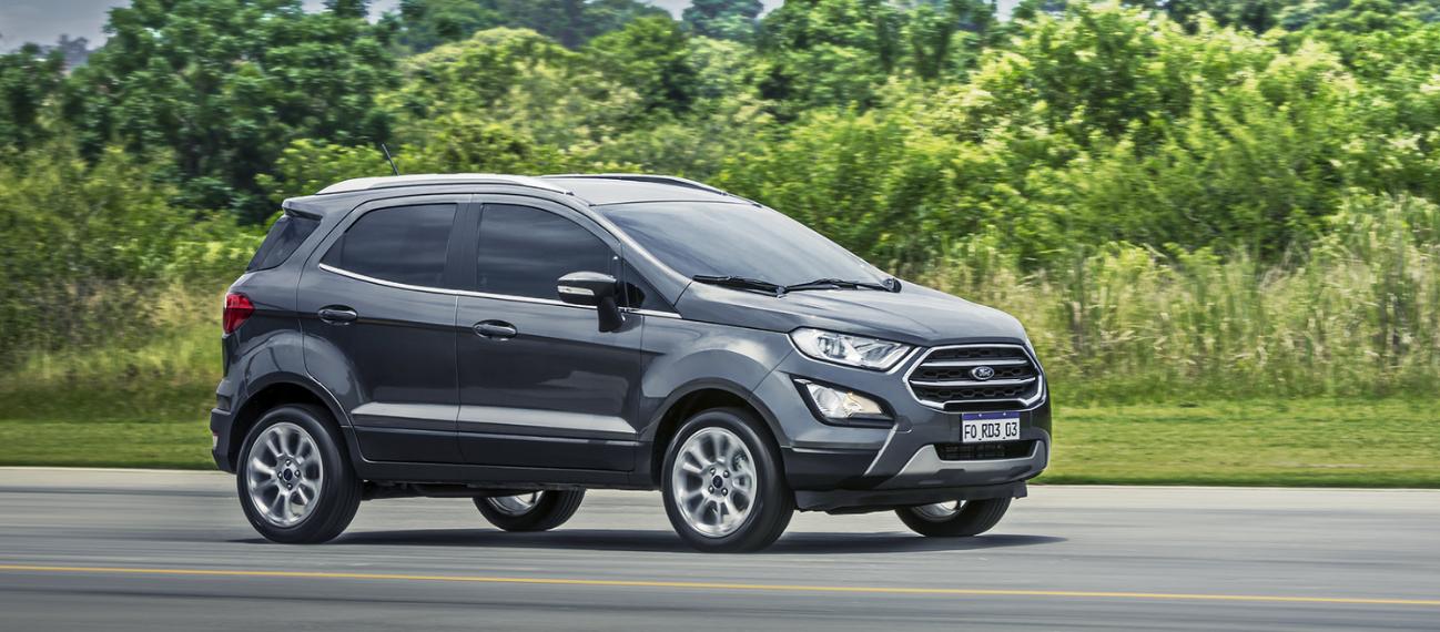 Ford Dimas | Ecosport
