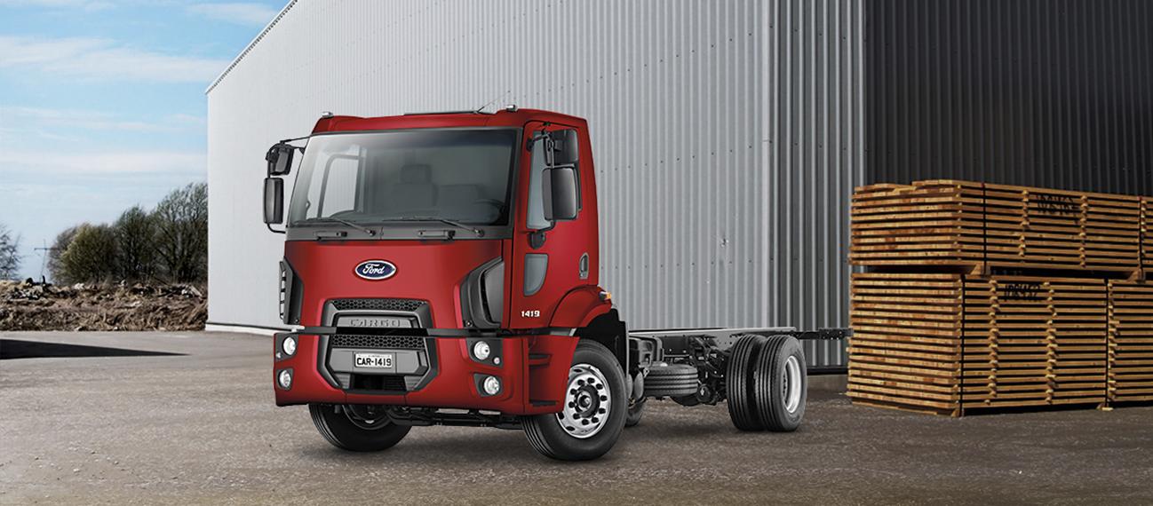 Ford Dimas | Ford C-1419