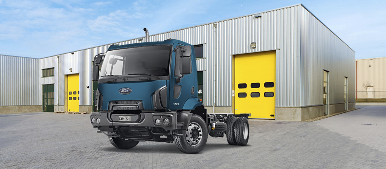 Ford Dimas | Ford C-1723 Kolector
