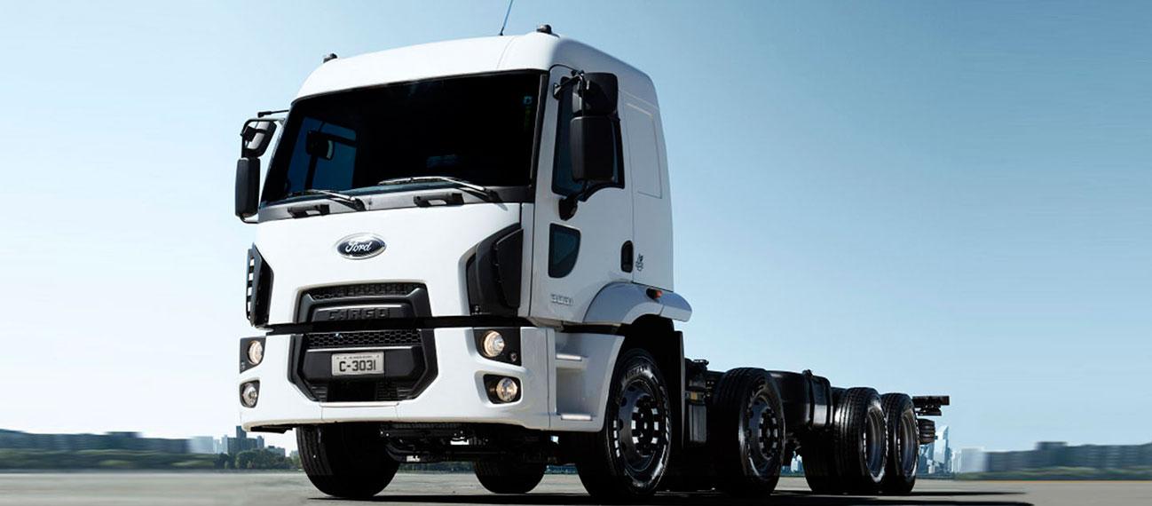 Ford Dimas | Ford  C-3031 (8X2)