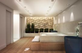 Fine Spa com sauna seca e úmida