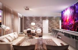 Apartamento - Gran Space 3 dorms 141m²