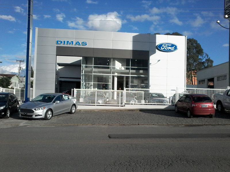 Loja Ford Dimas Mafra