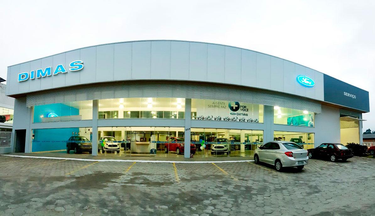 Ford Dimas São Bento do Sul