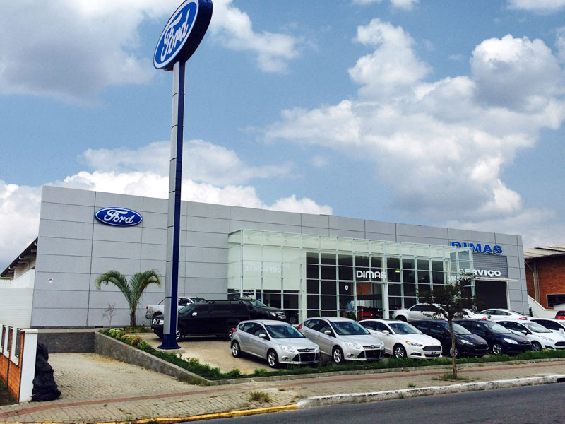 Loja Ford Dimas Joinville