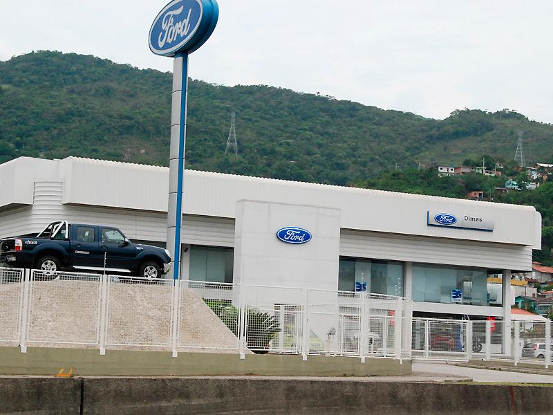 Loja Ford Dimas Florianópolis