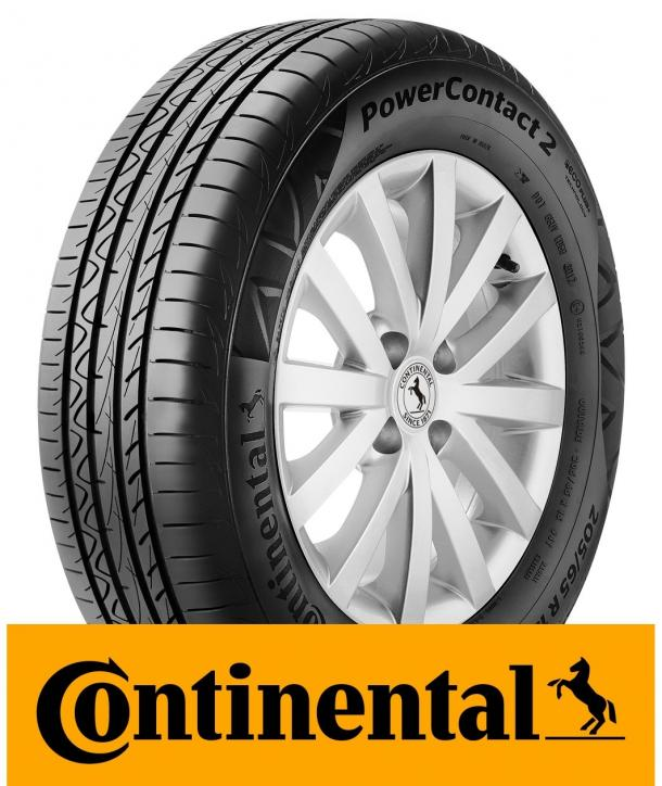 PNEU 205/55R16 CONTINENTAL POWERCONTACT 2 91V