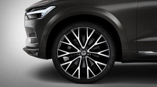 Conjunto de rodas e pneus - BLACK DIAMOND 22