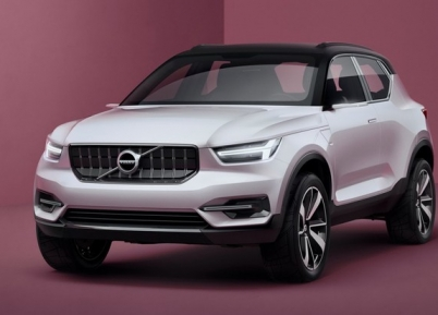 Volvo XC40 terá sistemas de segurança e conectividade do XC60 e XC90