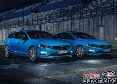 Volvo transforma Polestar em marca de elétricos de alta performance