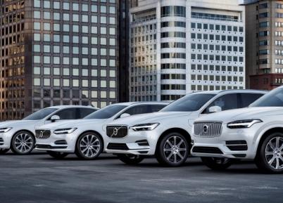 Volvo lançará apenas carros elétricos e híbridos a partir de 2019