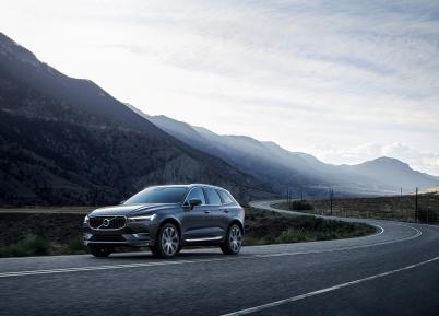 Novo Volvo XC60: modelo chega ao Brasil em setembro totalmente redesenhado
