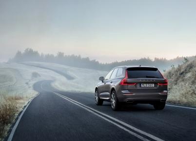 Design sueco puro define a personalização do novo SUV da Volvo