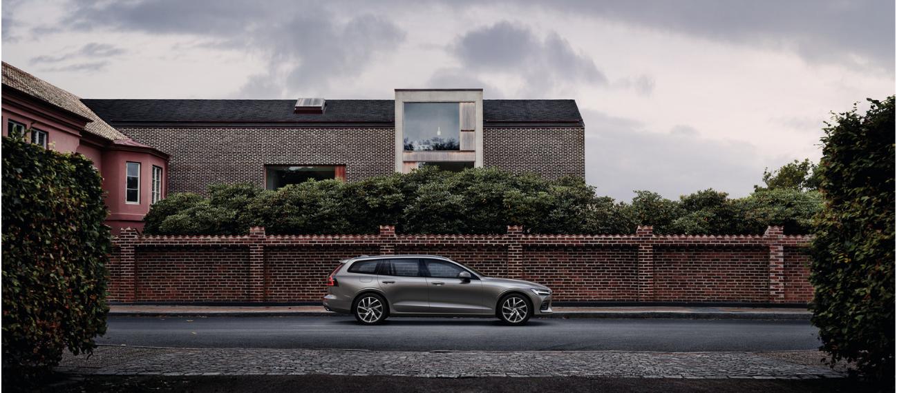 Dimas Volvo | V60